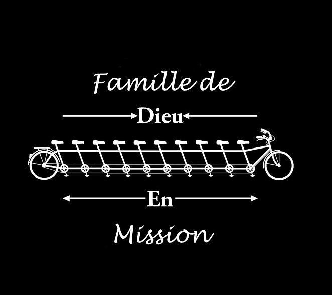 Famille de dieu en mission Desruisseaux Benjamin Véronique