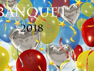 Banquet 2018 !