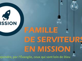 Lettre de Nouvelles  Novembre 2018 Notre Mission  Dernières mise à jour de la Famille en Mission ...