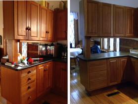 Kitchen Cabinets Testimonial