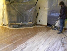 Don't replace those old floors…Restore them!