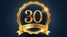 2018 - Our 30th Anniversary !!!