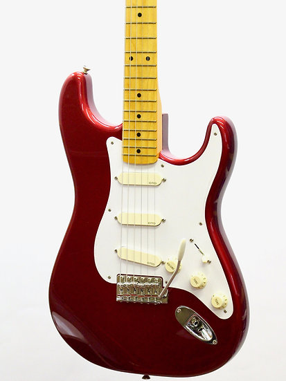 David Gilmour Red Fender Classic Player Stratocaster Lacquer