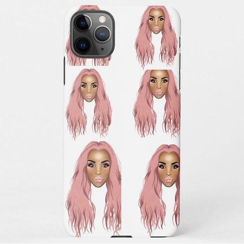 All over Poshed Phone Case