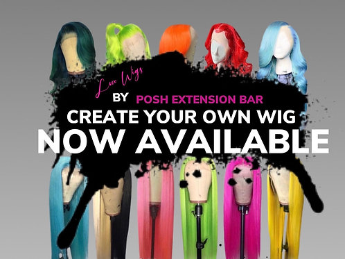 Create Your Own Wig !