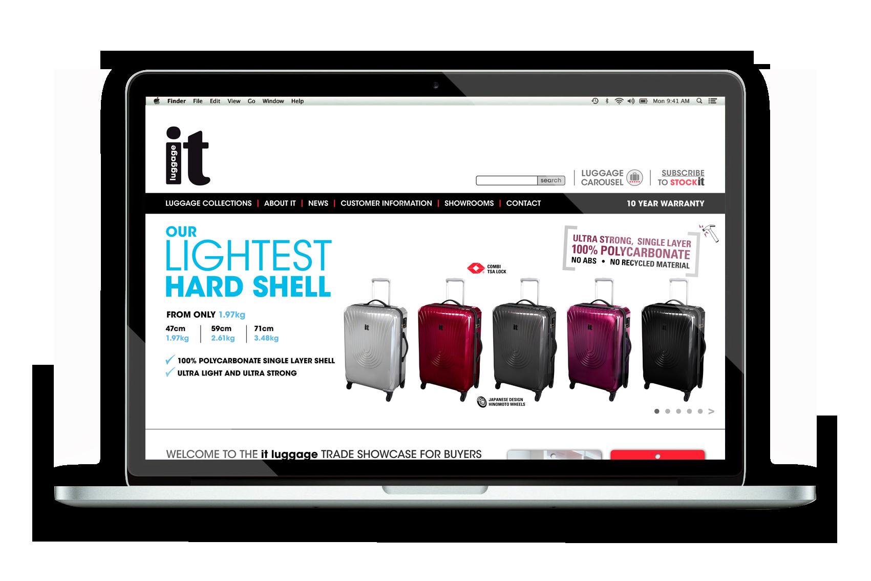 IT-web home-page-mockup