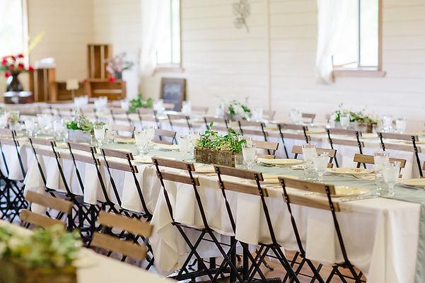 Chair Hire | Bellingen | Grace My Table