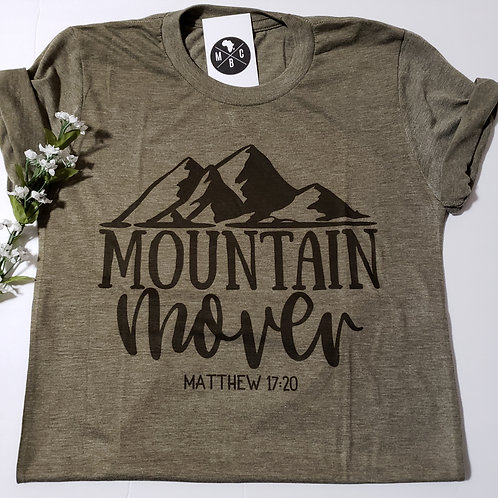 Mountain Mover Graphic Tee