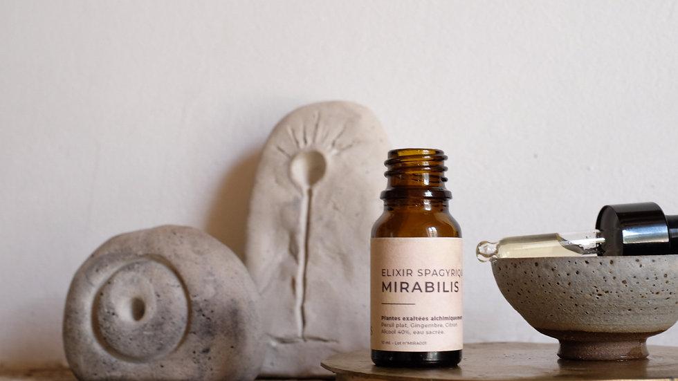 MIRABILIS : Ouverture de conscience, libération des mémoires, serenité, vitalité