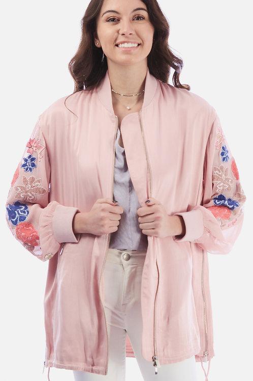 Jasmine Floral Jacket