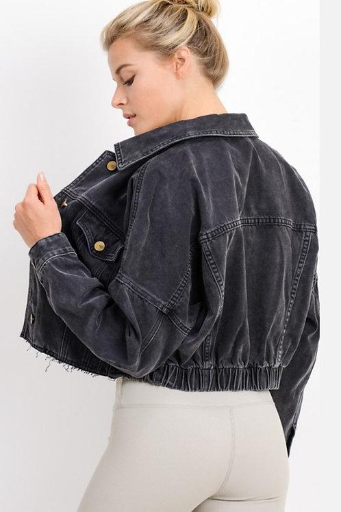 Aurora 80s Denim Jacket