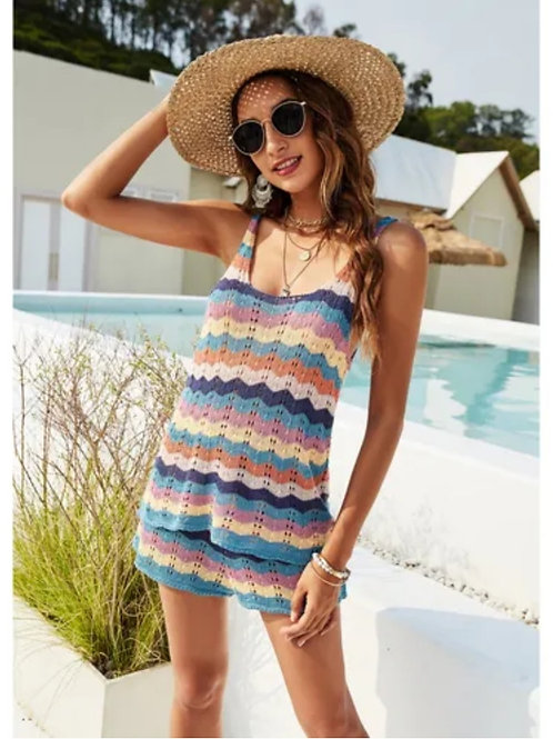 Marisa Beach Crochet Set