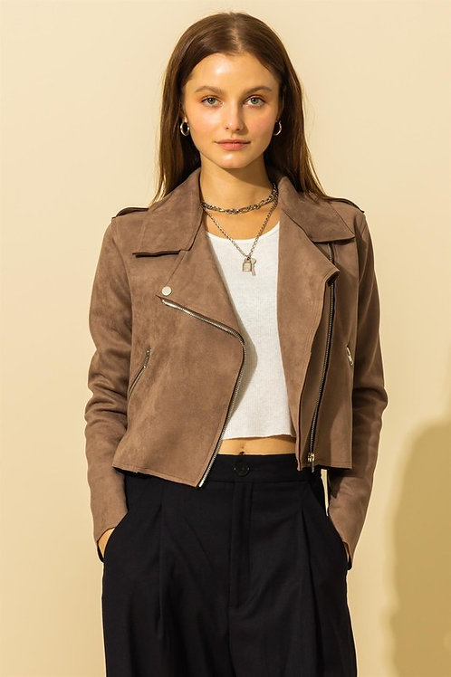 Willoughby Moto Jacket