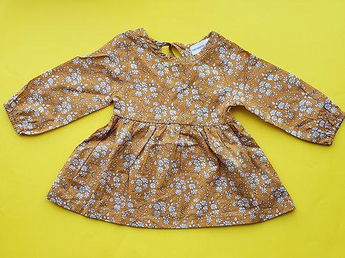 Ginger Floral Dress