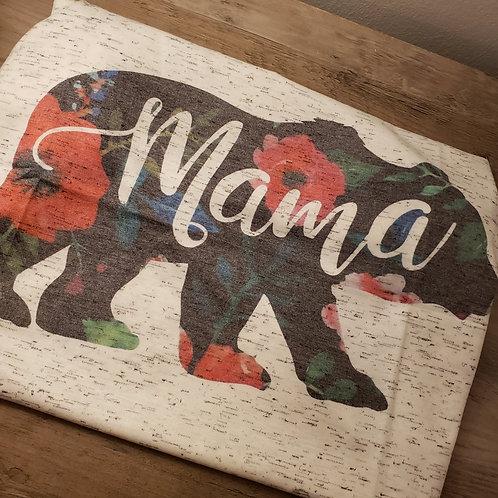 Mama Bear Graphic Tee