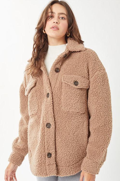 Iceland Teddy Jacket