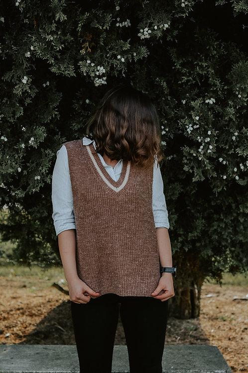 Hyacinth Sweater Vest
