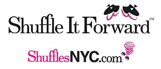 Shuffe it forward Logo