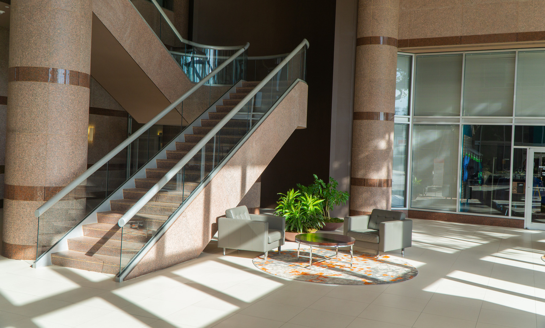 High Point Center - Lobby (After)