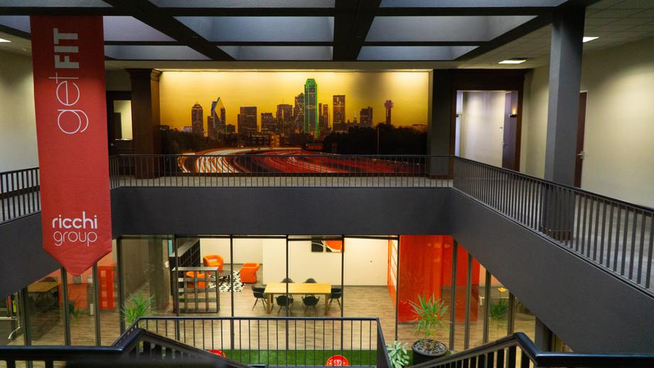 Ricchi Towers Lounge
