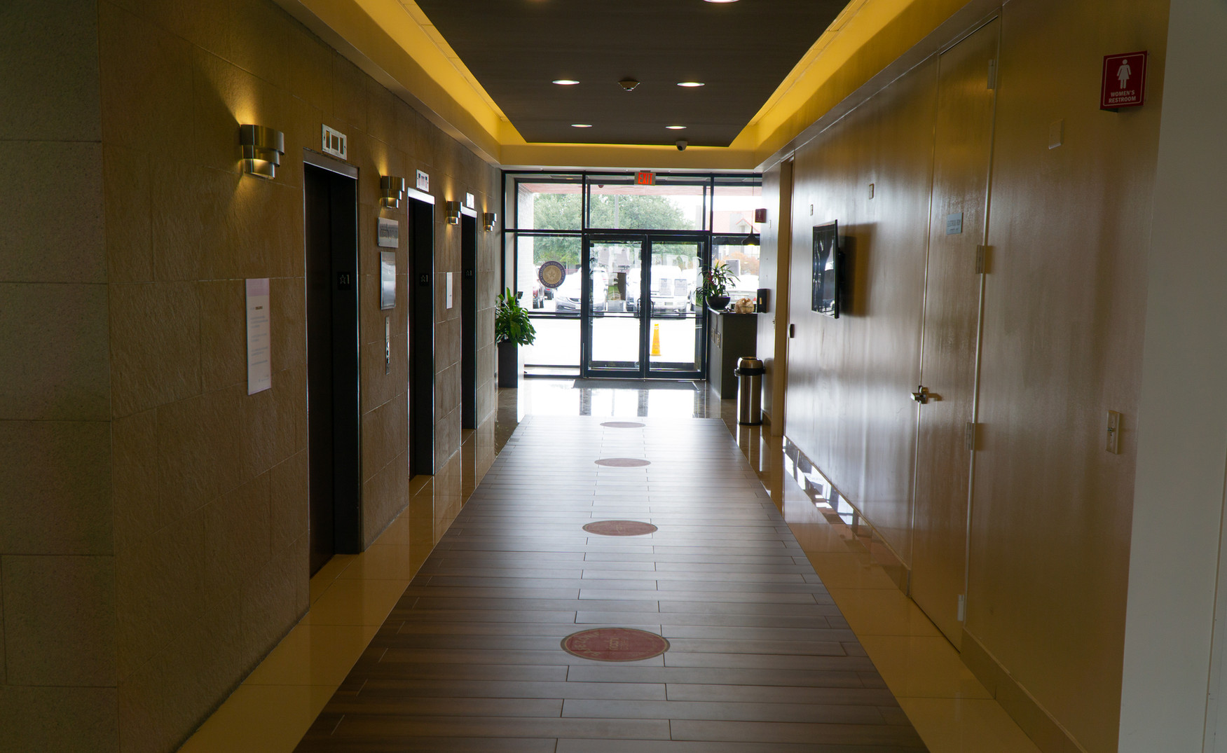 1300 Ricchi Tower - Lobby ( After)
