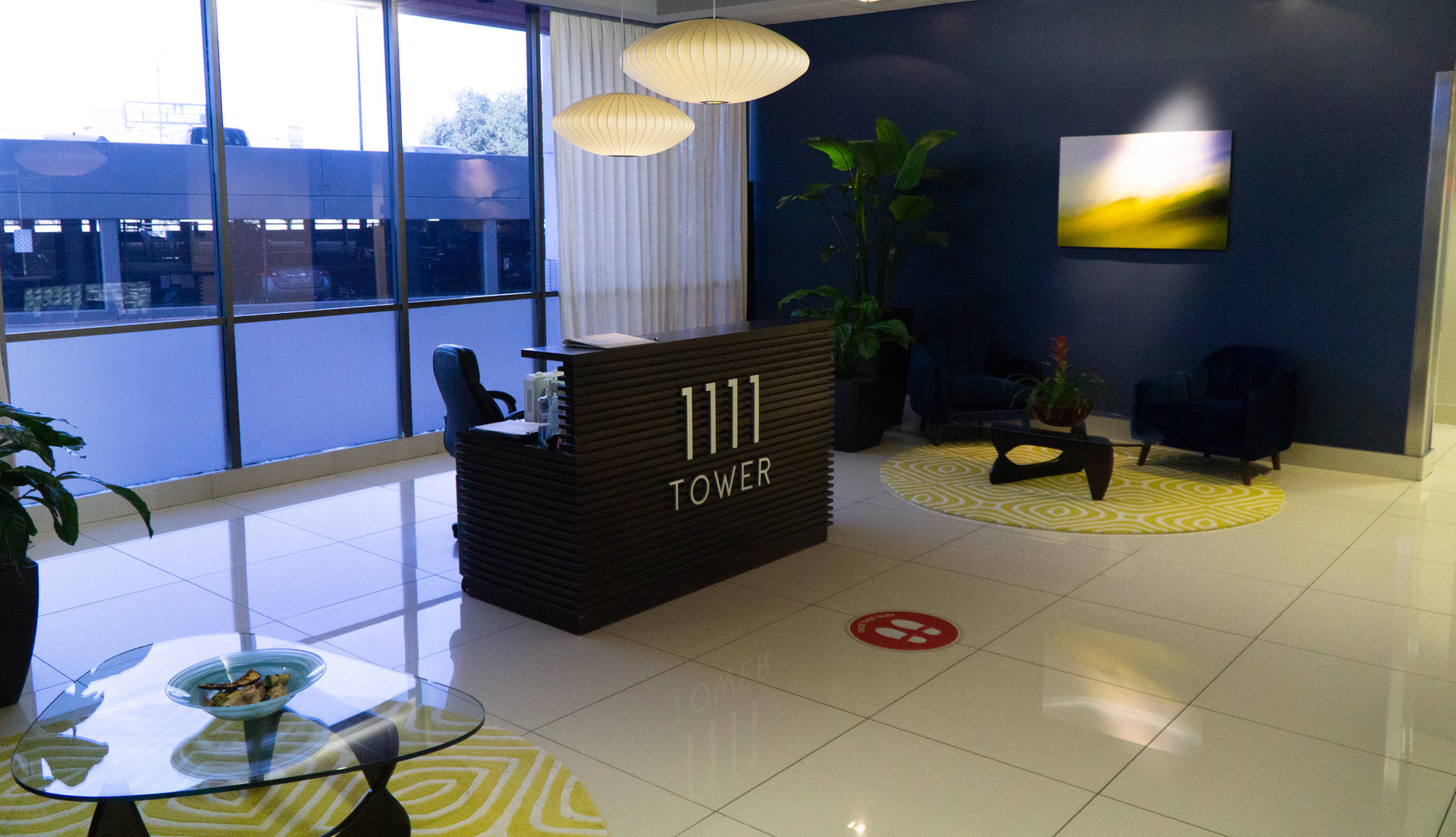 Ricchi Group Tower - Lobby (After)