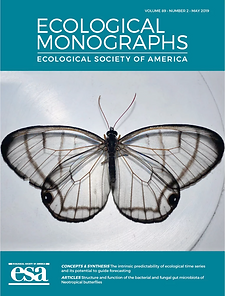 Ecological Monographs bflyflora cover.pn
