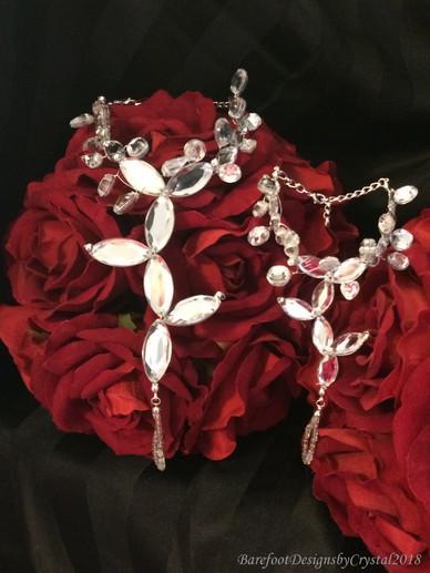 Bride & Flower Girl Matching Set Request