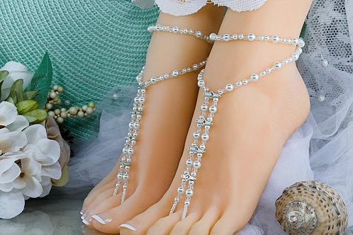 Kaitlyn Wholesale Barefoot Sandal