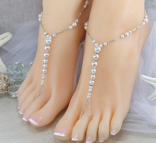 Calista II Wholesale Barefoot Sandal