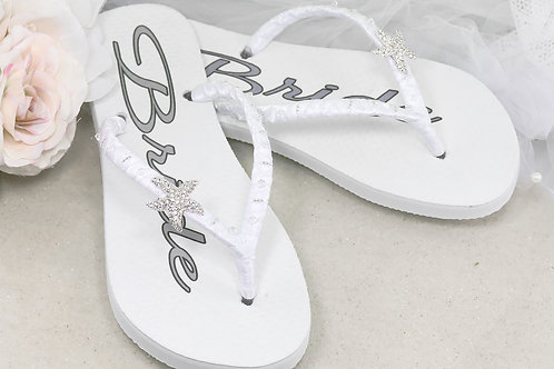 1 Pair Left Stella Flip Flop