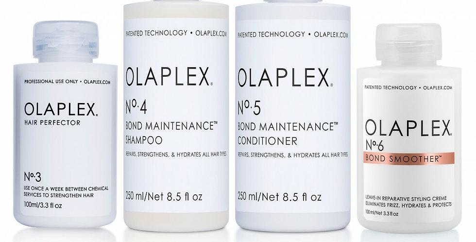 PACK OLAPLEX PASOS 3, 4, 5 y 6