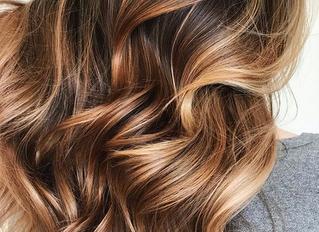 TIGER EYE  Las mechas perfectas para cabellos oscuros