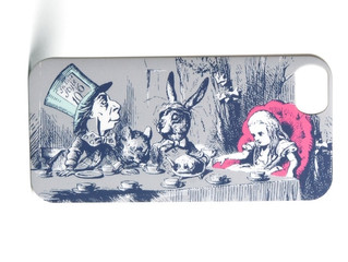 #Alice : You'll get sucked in!