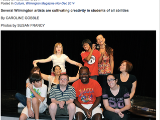 Everybody's Welcome: Theatre for All's great success