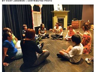 Theatre for All in Wilma Magazine!