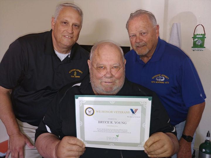 Vet Certificate