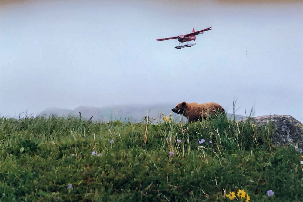 Chris Day in Katmai National Park and Preserve