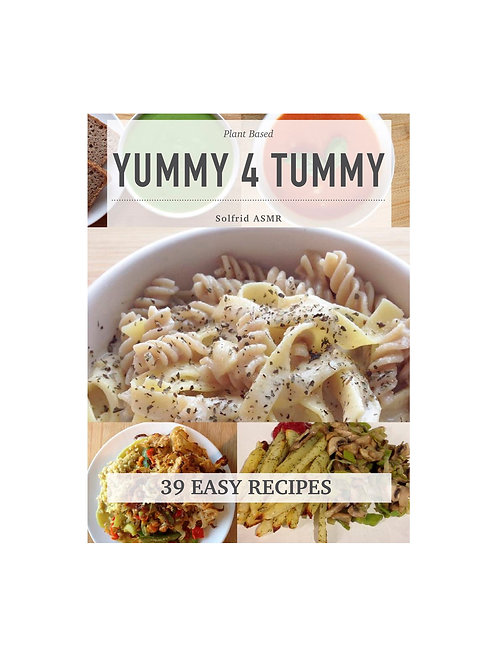 Yummy 4 Tummy Plant Based Recipe eCookbook