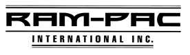 RAM-PAC International Inc.