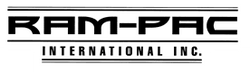 RAM-PAC International Inc.