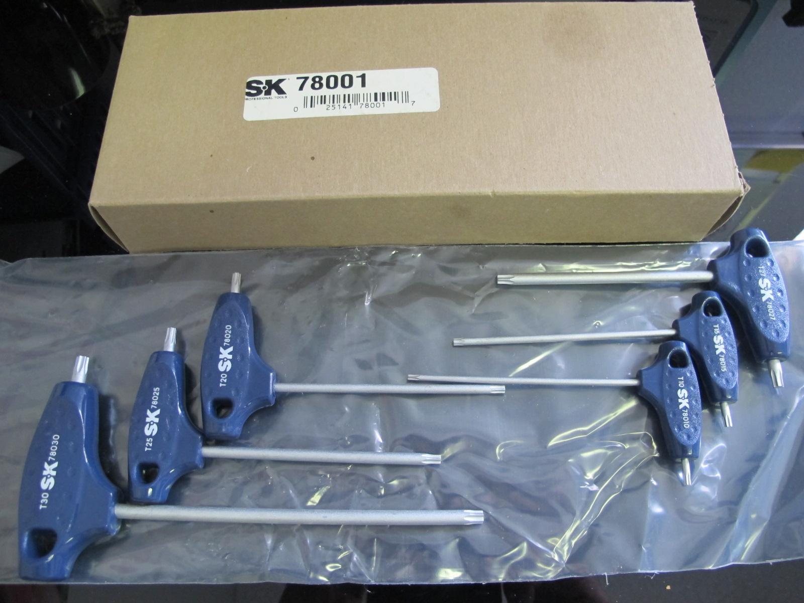 SK Hand Tools (78001)