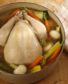 poule au pot : 42,50€