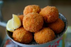 croquettes de poulet : 5.60€ les 5