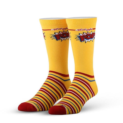 Corn Pops Socks