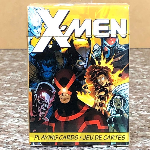 Marvel X-Men Playing Cards