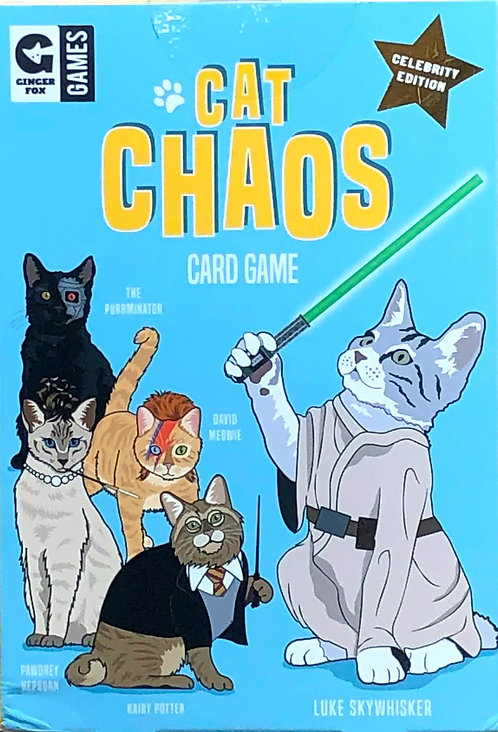 Cat Chaos Game