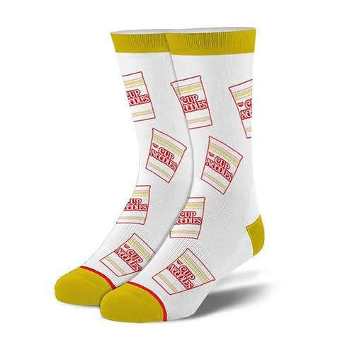 Cup o' Noodles Socks