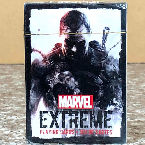 Marvel's Extreme Playing Cards