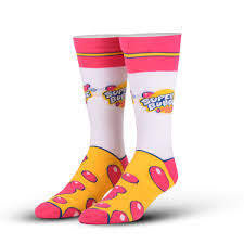 Super Bubble Bubble Gum Socks